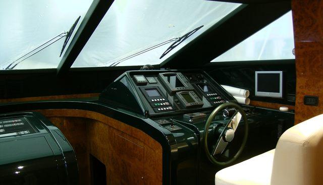 Yannina Charter Yacht - 3