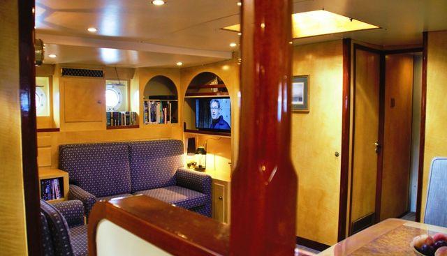 Windweaver of Pennington Charter Yacht - 8