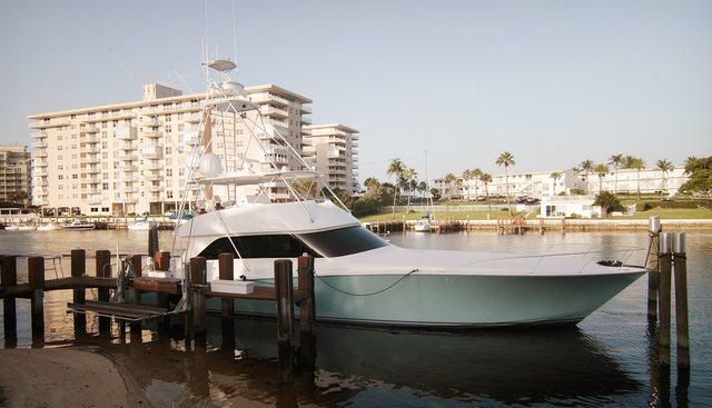 Away We Go Again Charter Yacht