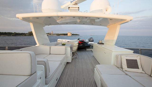 Cappuccino Charter Yacht - 3