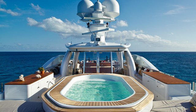 April Charter Yacht - 2