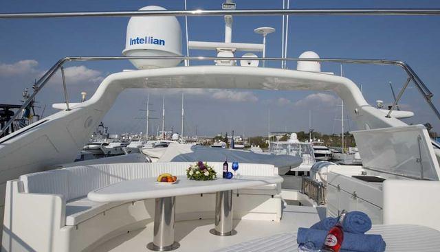 Falcon Island Charter Yacht - 2