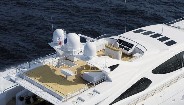 Force India Charter Yacht - 3