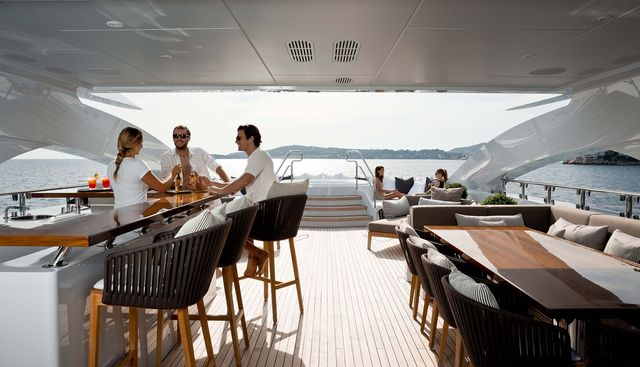 Como Charter Yacht - 4