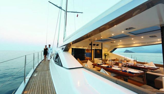 Patea Charter Yacht - 3