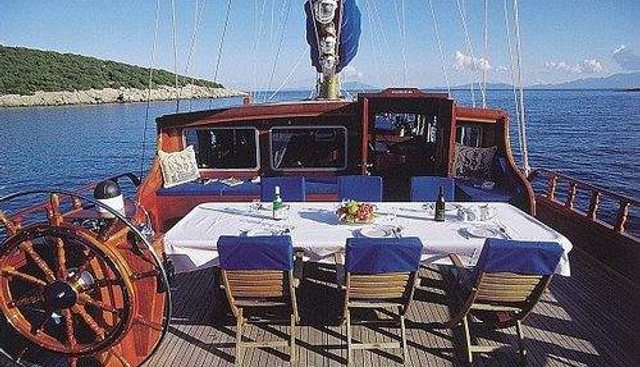 Kaya Guneri III Charter Yacht - 3