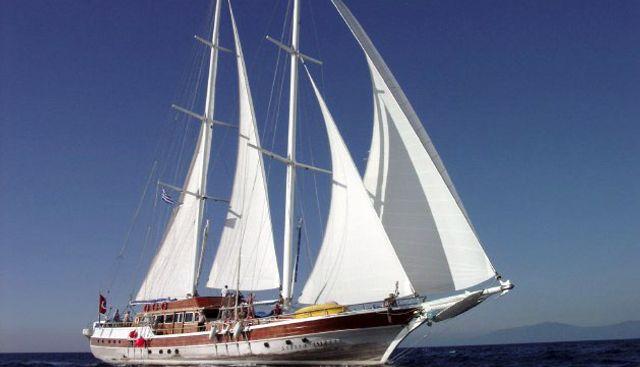 Aegean Clipper Charter Yacht