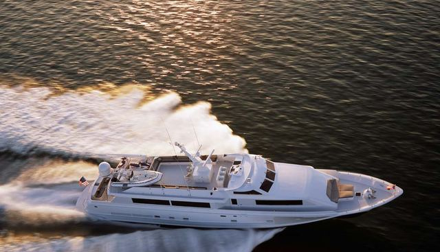 Texas Star II Charter Yacht
