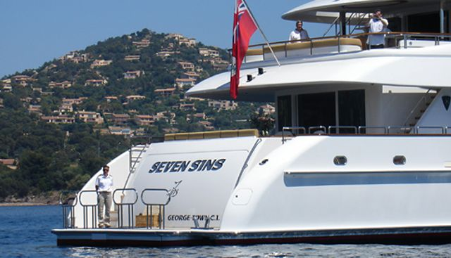 The Lady K Charter Yacht - 5