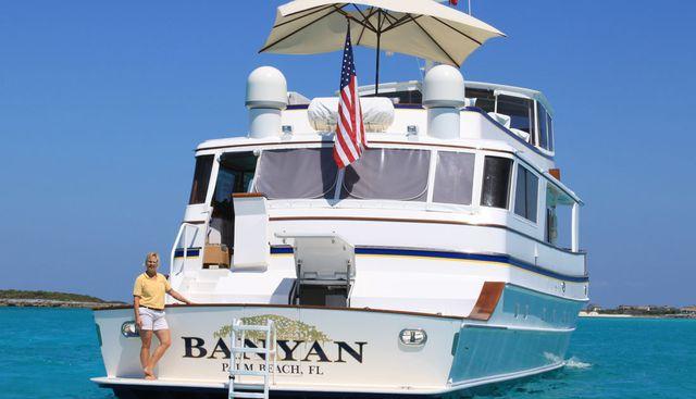 Banyan Charter Yacht - 2
