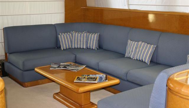 Sogno Charter Yacht - 5