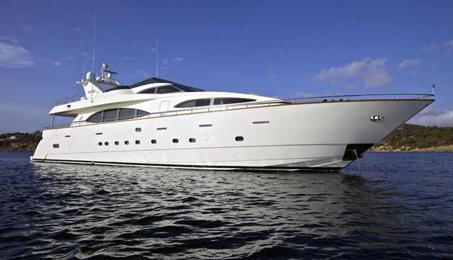 Noni Charter Yacht