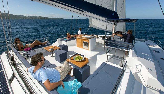 Bamarandi Charter Yacht - 4