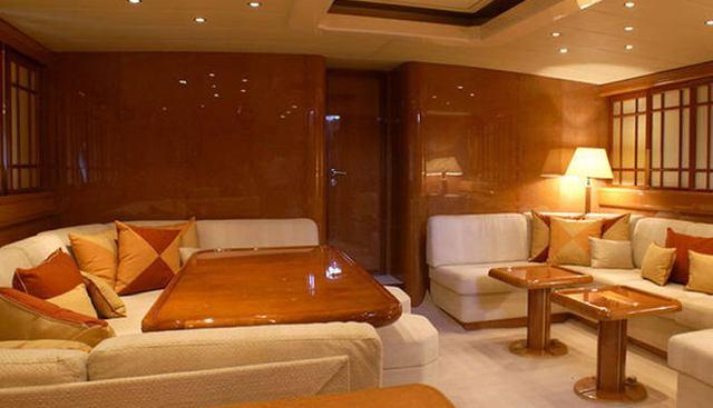 Temptation Charter Yacht - 5