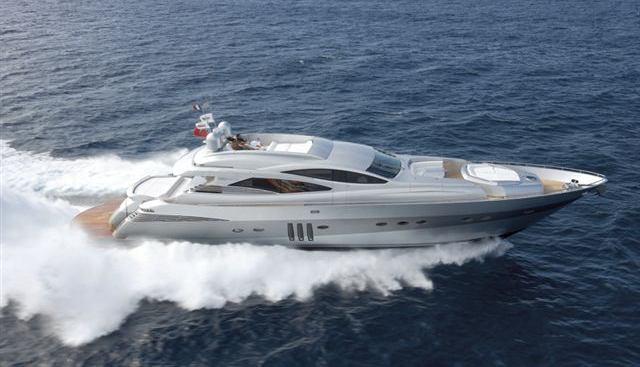 Peter K Charter Yacht - 5
