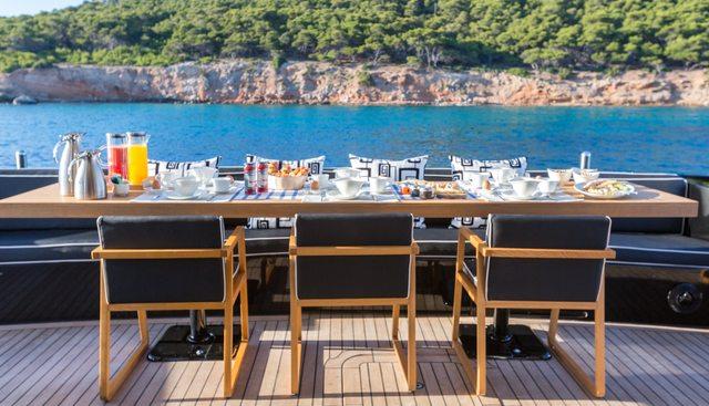 Aquarella Charter Yacht - 3