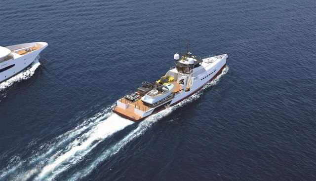 Yacht Support 4008 Charter Yacht - 3