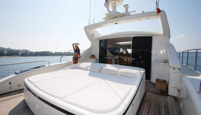 Lady Splash Charter Yacht - 3
