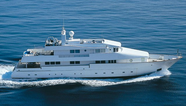 Proton Charter Yacht