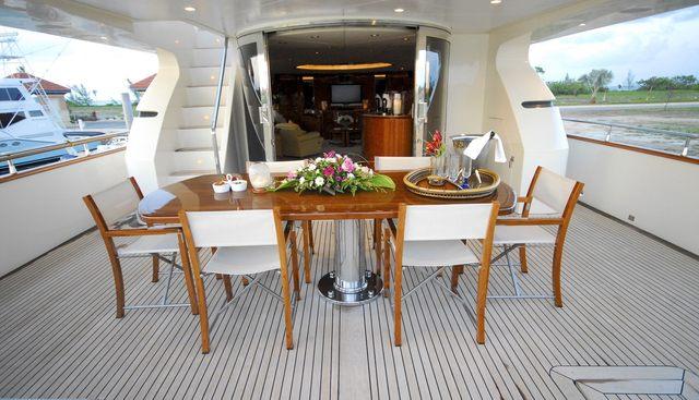Natalia Charter Yacht - 3