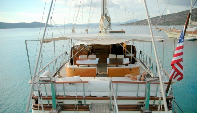 Avrasya Charter Yacht - 3