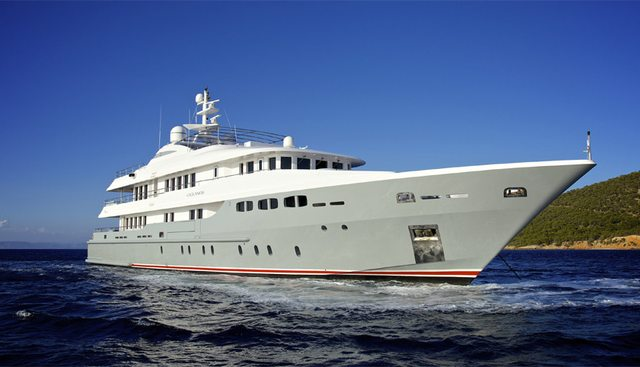 O'Ceanos Charter Yacht