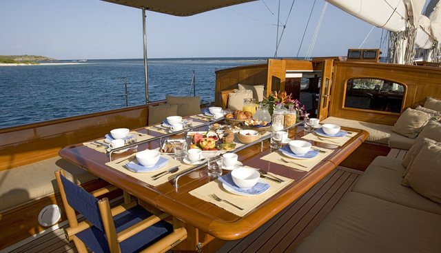 Windrose of Amsterdam Charter Yacht - 2