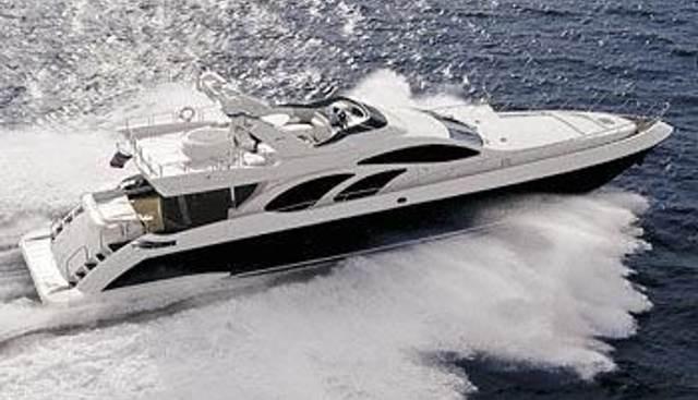 Azimut 98/37 Charter Yacht - 3