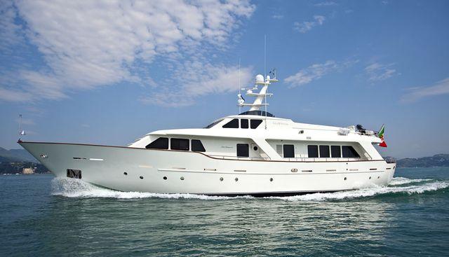 Mrs White Charter Yacht - 2
