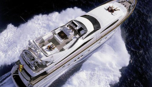 Astondoa 95 2004 Charter Yacht