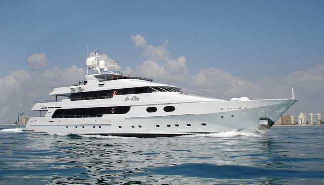 Top Five Charter Yacht