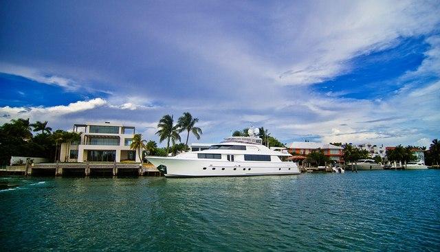 Rent Spent Charter Yacht - 5