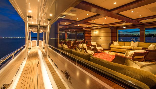 Usher Charter Yacht - 6