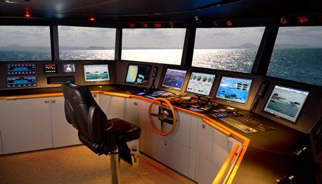 Ronin Charter Yacht - 4