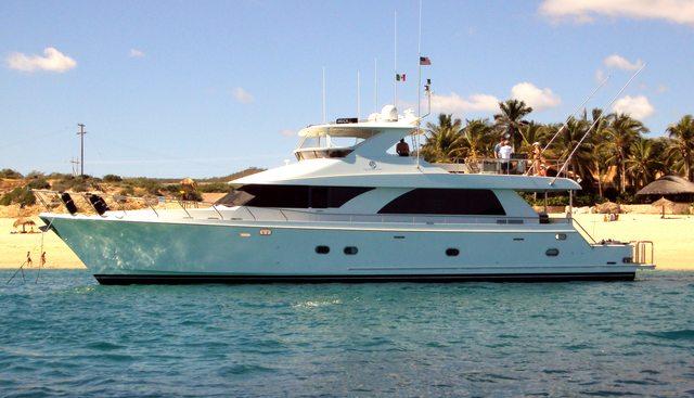 The Standard Charter Yacht