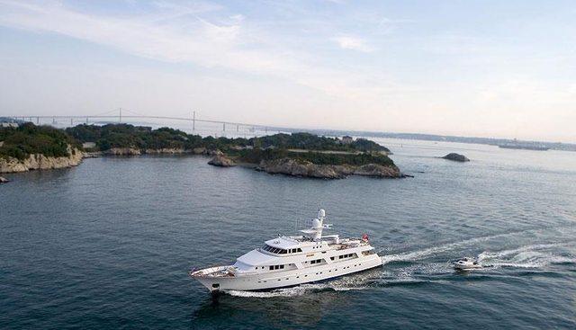Rena Charter Yacht - 3