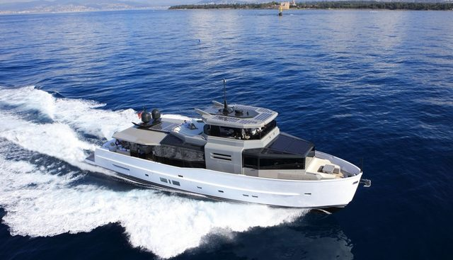 Aria.S Charter Yacht - 2
