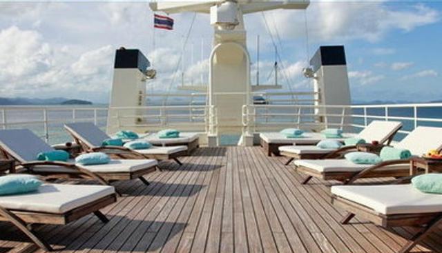 Bleu De Nimes Charter Yacht - 6