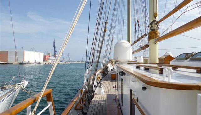 Blue Clipper Charter Yacht - 6