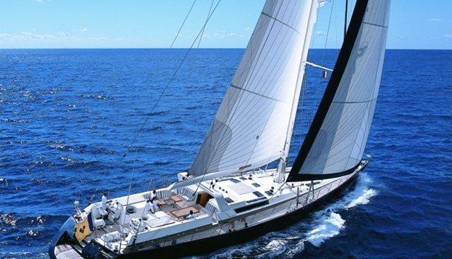 Amadeus Charter Yacht