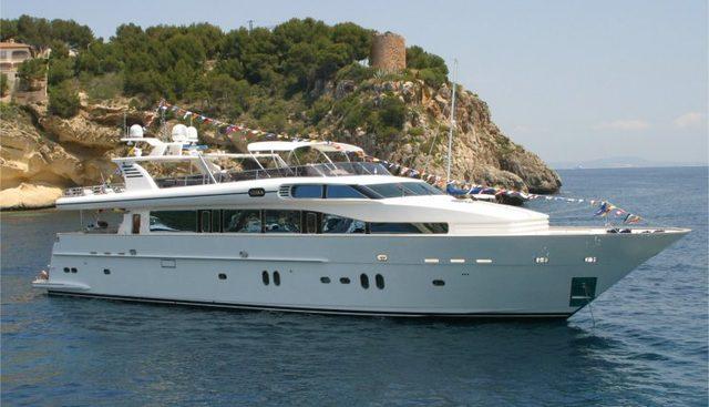 Sirea Charter Yacht