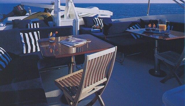 African Queen D Charter Yacht - 4