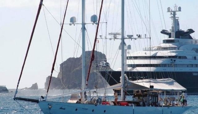 Atrevida Charter Yacht - 2
