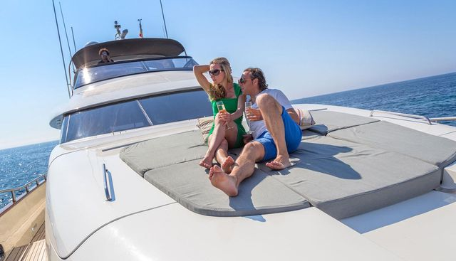Cento by Excalibur Charter Yacht - 2