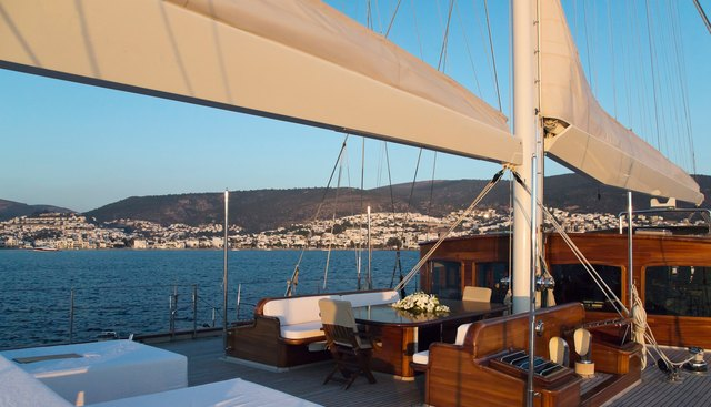 Aria I Charter Yacht - 4