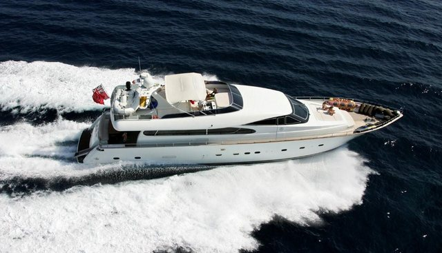 Jackie One Charter Yacht - 2