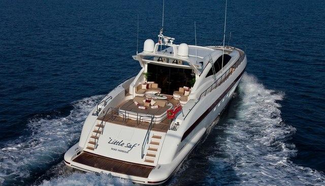 Little Zoe Charter Yacht - 5