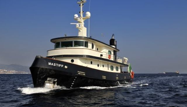 Mastiff Charter Yacht - 2