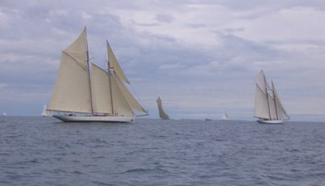 Zaca Charter Yacht - 2