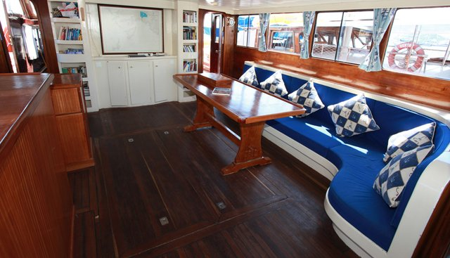 Seher 1 Charter Yacht - 7